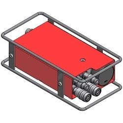 Wzmacniacz ciśnienia HBU 630